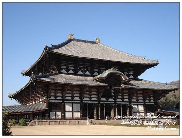 東大寺正殿