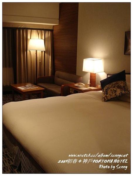 雙人床+小沙發