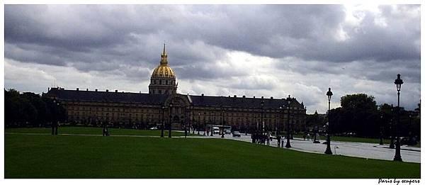 法國 巴黎 傷殘戰士館