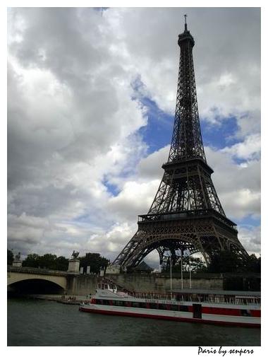 法國 巴黎 塞納河