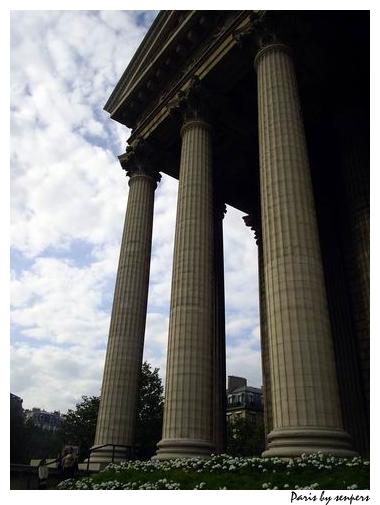 法國 巴黎瑪迪蓮教堂