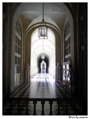 法國 凡爾賽宮 迴廊
