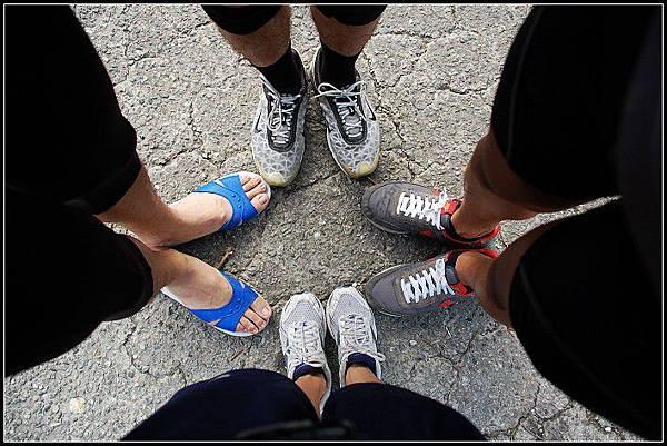 藍白拖鞋!!