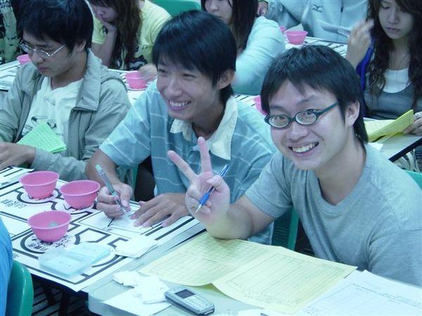 20051020-高雄第一科大 Beer Game