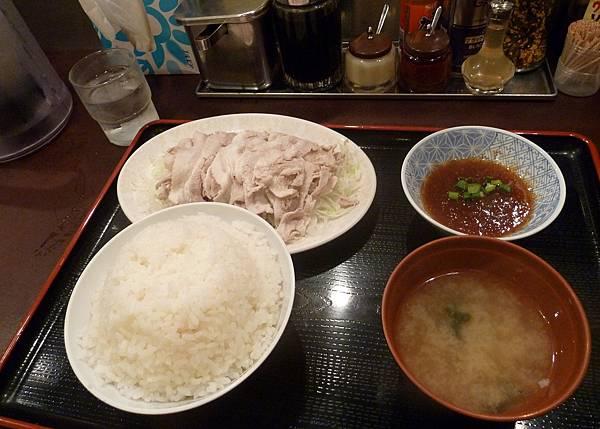 第一天晚餐