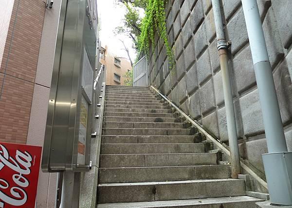 愛宕神社階梯