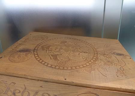 萬博會用木箱