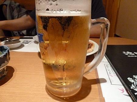 空空的啤酒