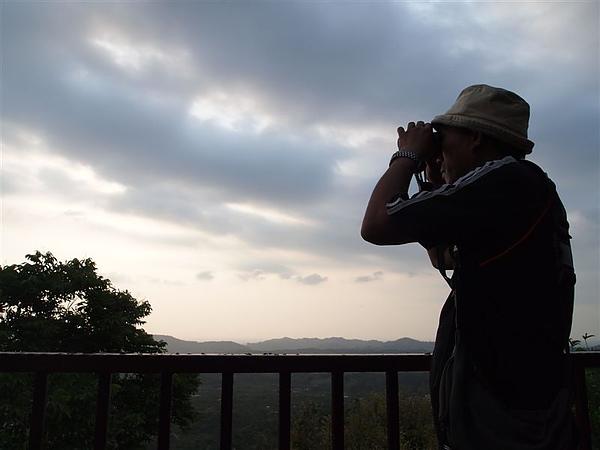仙湖野鳥觀察達人  周再夏  先生