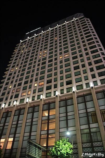 東京半島酒店- (13)