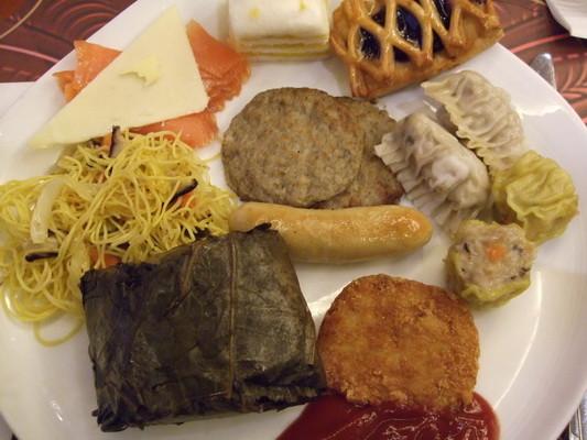 6.峰景buffet -3