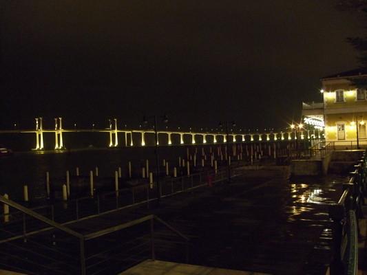 116.友誼大橋夜景