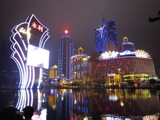 140.永利酒店前噴水池-1