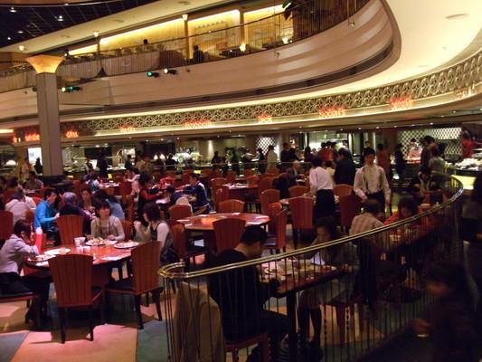 4.峰景buffet -1