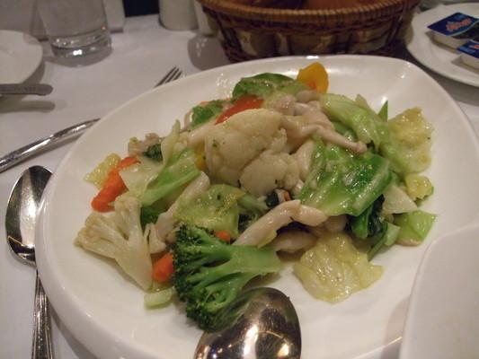 129.炒雜菜