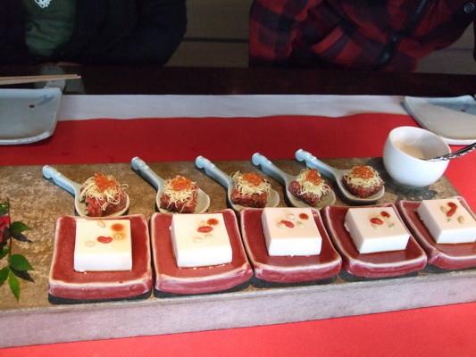 11. 花生豆腐 + 紅麴糯米-1