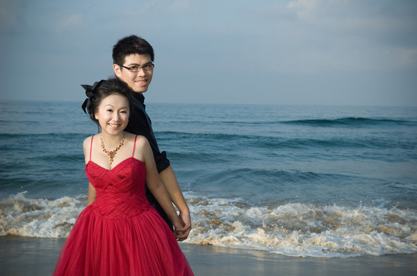 40. 龍門海邊 很happy 唷