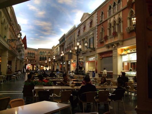 119.威尼斯人美食街 -1