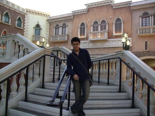 124.威尼斯人階梯