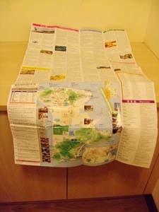 澳門旅遊局地圖內頁