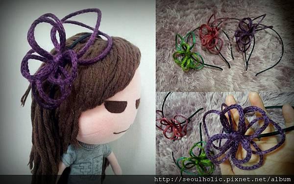 001紫花