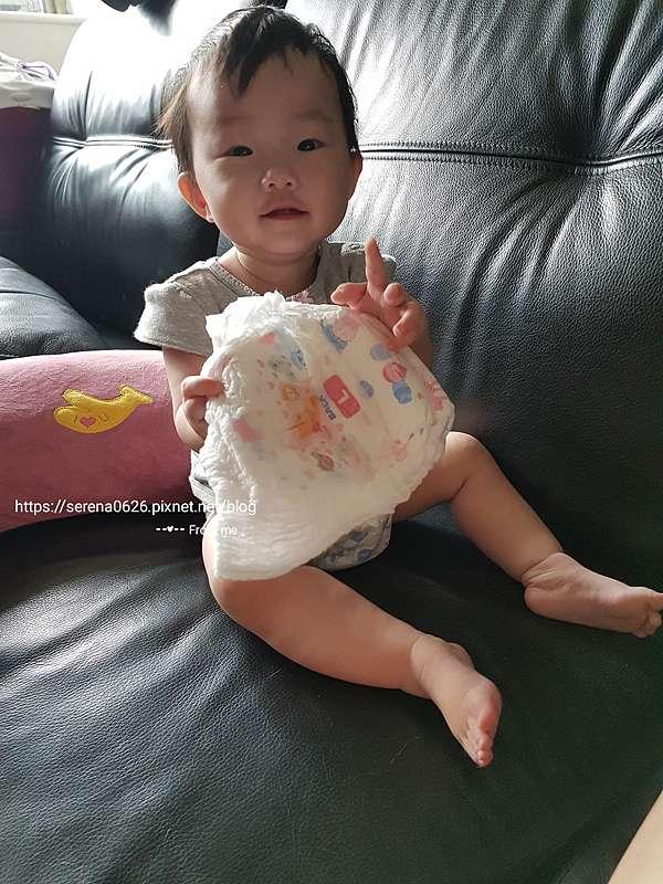 【體驗】新升級滿意寶寶輕巧褲