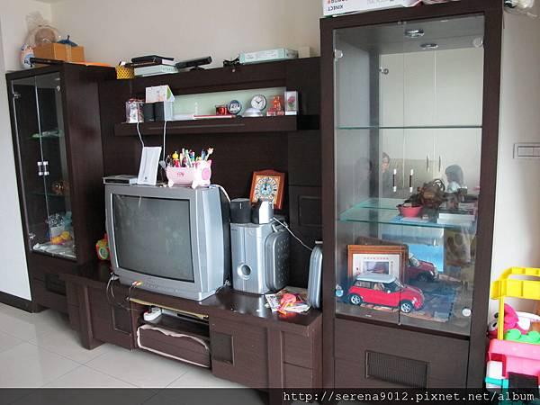 2_電視櫃+酒櫃