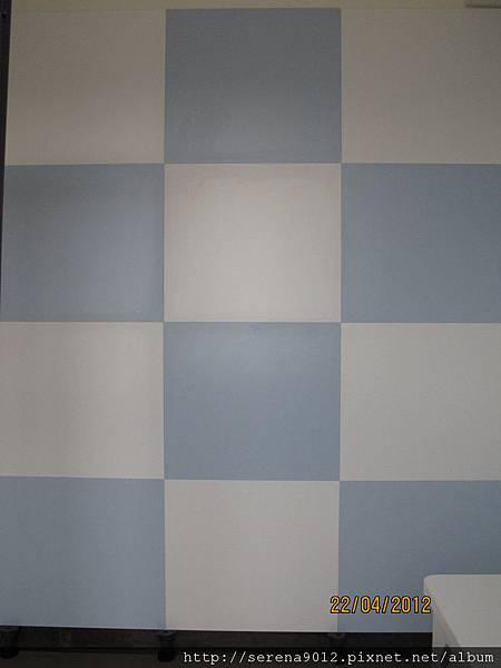 30_書房系統板材牆面