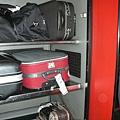 成田express放大行李箱處,坐便宜的京城線就享受不到囉