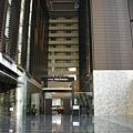 華麗至極的旅館入口