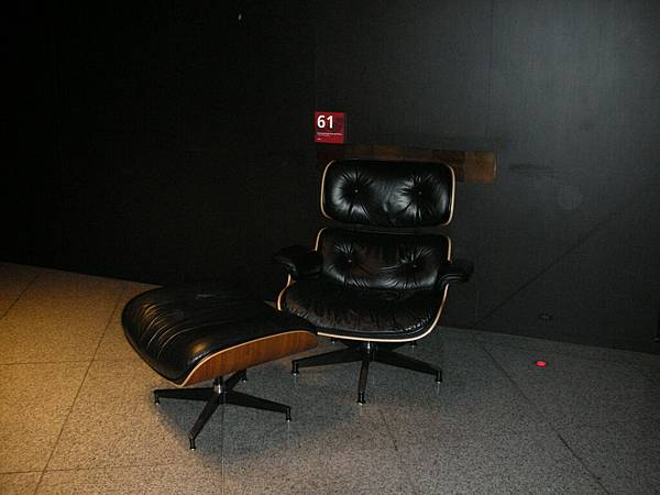 caretta汐留名椅,這張最舒服
