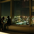 caretta汐留46樓夜景