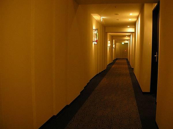 旅館內一景