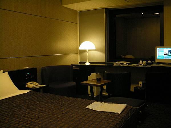 房間很舒適又漂亮