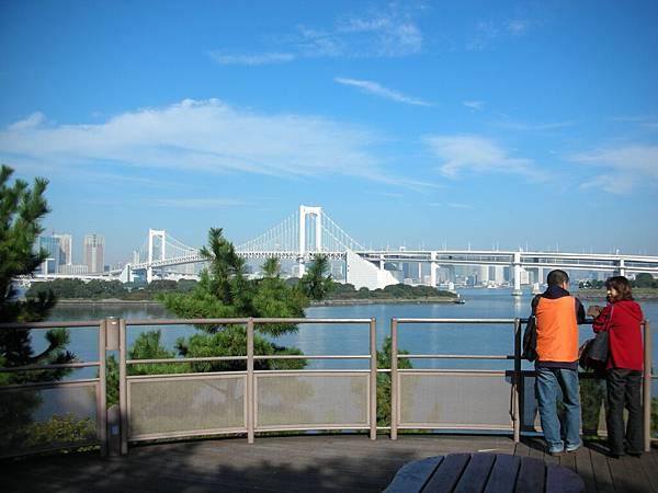 彩虹大橋好美啊
