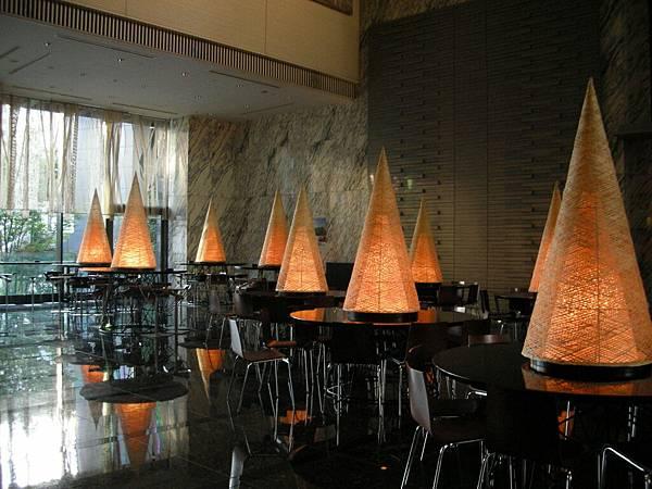 美麗的汐留飯店