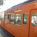 今天坐JR中央線去宮崎駿美術館