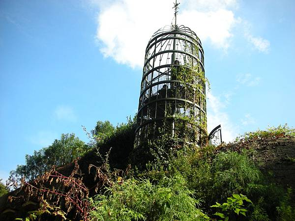 宮崎駿美術館的鳥籠樓梯