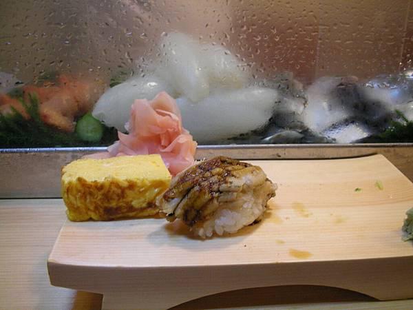 今日早餐:好吃又昂貴的生魚片壽司3