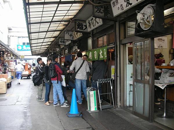 另一家名店:壽司大