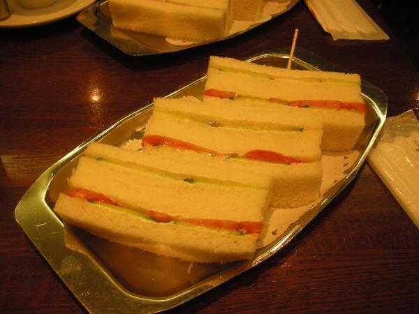 我的番茄三明治