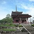 清水寺的入口