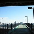 自行車從三重這頭過台北橋很不方便