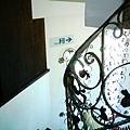 閒情驛站樓梯