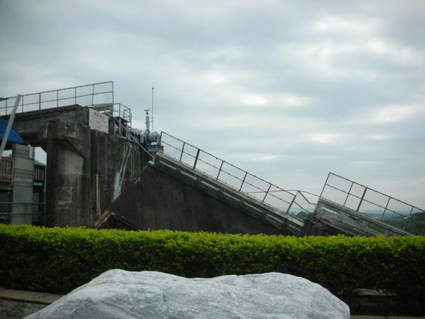 石岡水壩921遺蹟