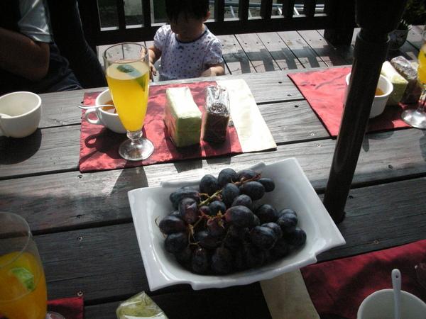非常好吃的葡萄