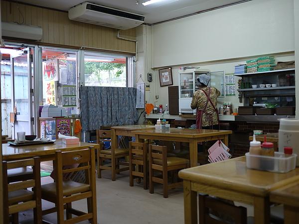 就是很一般日本食堂的老樣子
