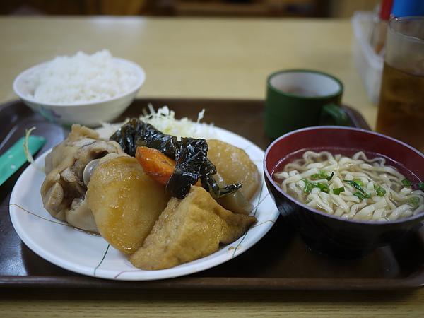 我的花笠定食,日本人真會吃
