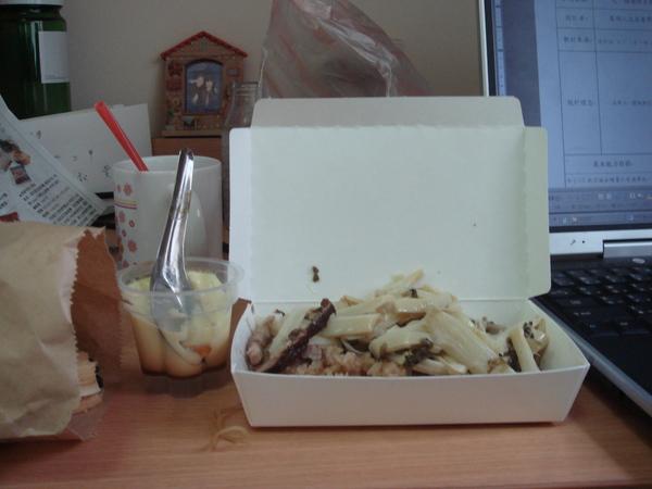 月餅的午餐
