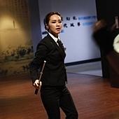 《寶島雙雄》黑Girl小薰飾演女打仔,扮像帥氣-2
